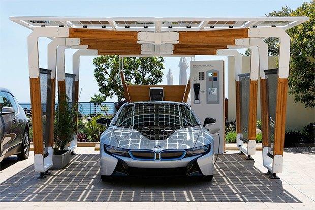 BMW снимет мир с нефтяной иглы. Изображение № 4.