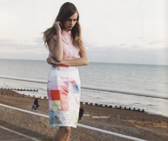 Съёмки: Elle, Vogue и другие. Изображение № 26.
