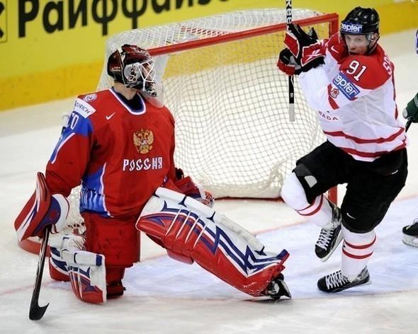 Сборная России похоккею вновь стала чемпионом мира. Изображение № 4.