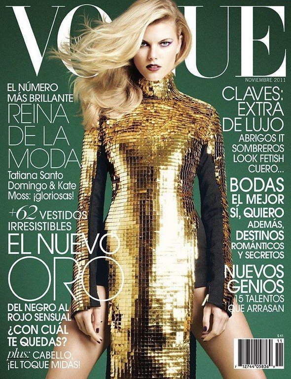 Обложки Vogue: Бразилия и Мексика. Изображение № 2.