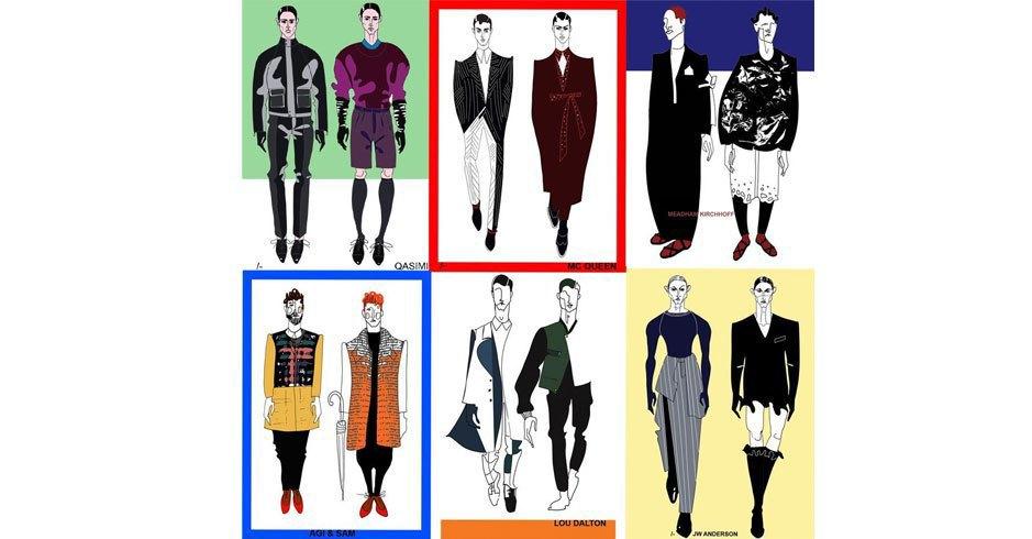 Отчет о самых интересных показах «London collections, men AW2013». Изображение № 16.