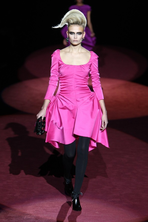 Marc Jacobs fall winter 2009–2010. Изображение № 67.