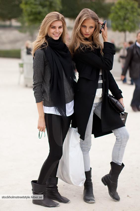Models street style. Изображение № 15.