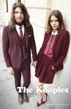 Кампания: The Kooples FW2011. Изображение № 1.