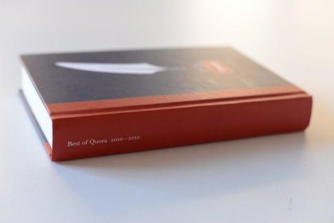 Сервис Quora выпустил книгу с лучшими материалами. Изображение № 1.