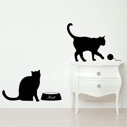 Котики в интерьере. Изображение № 1.