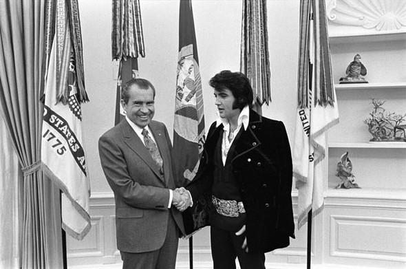 Элвис Пресли vsРичард Никсон. Историческая встреча. Изображение № 10.