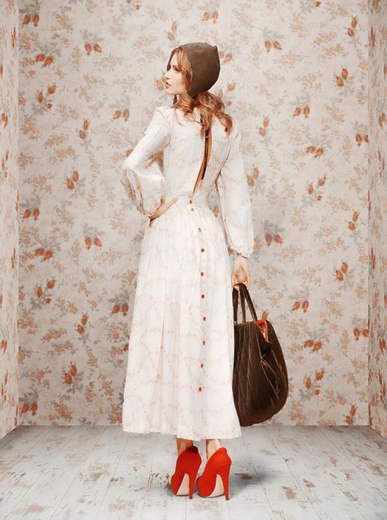 Коллекция осень-зима 2011/12 от Ульяны Сергиенко. Изображение №15.