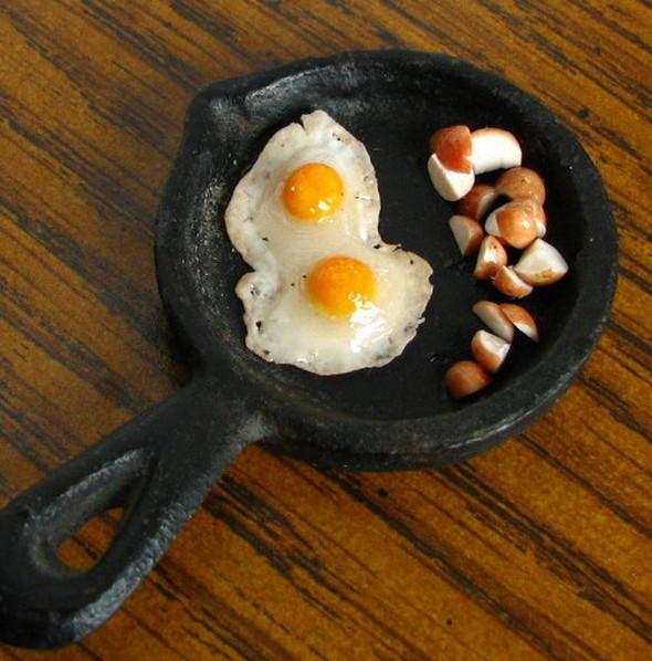Еда в миниатюре. Изображение № 13.
