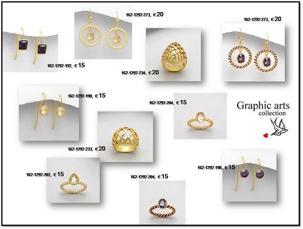 Marti's Jewelry - Летние хиты - Look-book. Изображение № 6.