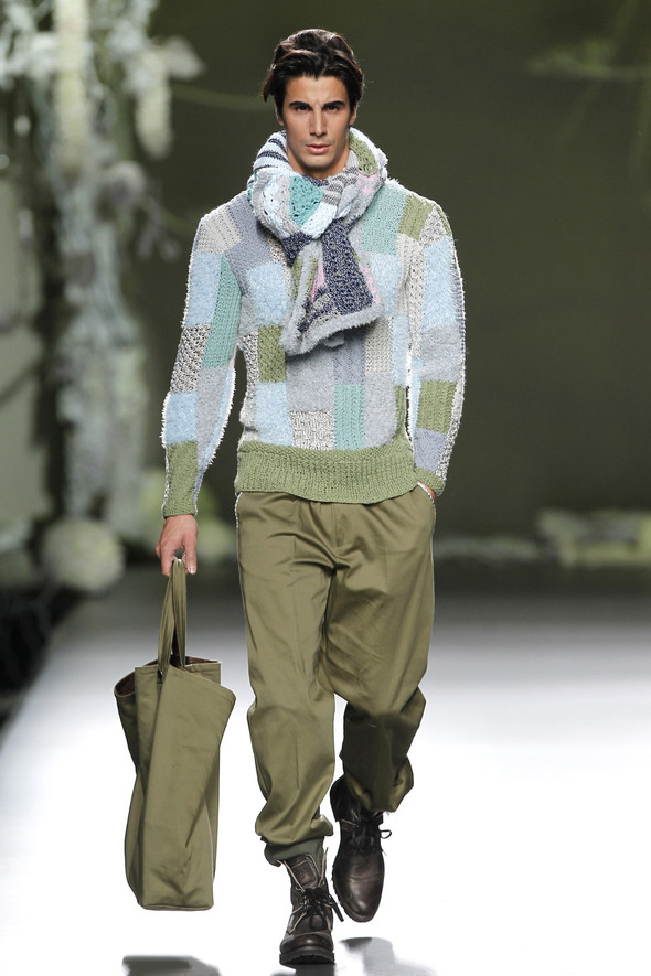Madrid Fashion Week A/W 2012: Francis Montesinos. Изображение № 10.