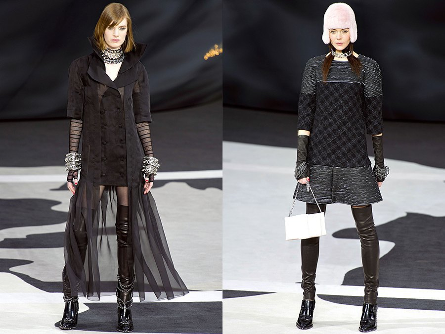 Неделя моды в Париже:  День 8. Изображение № 7.