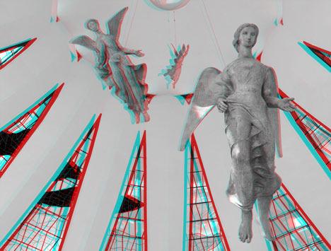 Главные здания Оскара Нимейера —теперь и в 3D. Изображение № 4.