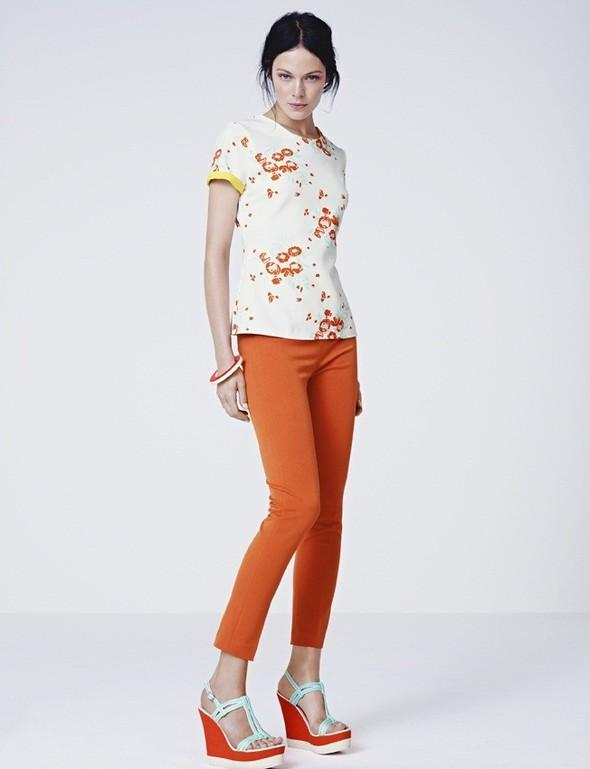 Лукбуки: Мужская и женская коллекции H&M SS 2012. Изображение № 11.