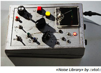 Синтезатор какпроизведение искусства. Изображение № 15.