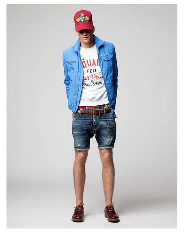 Dsquared2 Resort 2012 Lookbook. Изображение № 15.