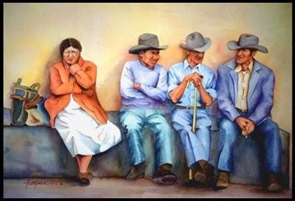 Lisa Fittipaldi - слепой художник. Изображение № 10.