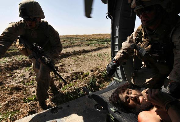 Афганистан. Военная фотография. Изображение № 45.