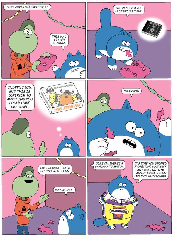 Изображение 48. ComicsMan.. Изображение № 10.