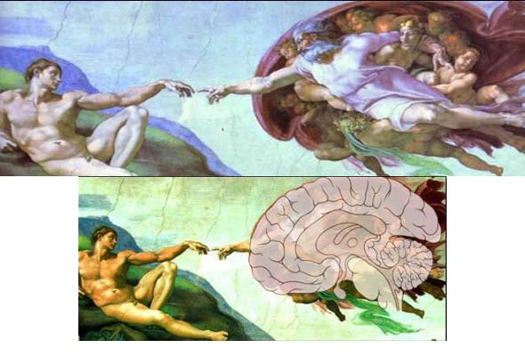 Необычные наблюдения в предметах искусства. Изображение № 1.