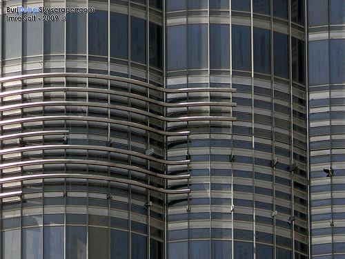 Дубайская башня- гигантский сталагмит. Изображение № 7.