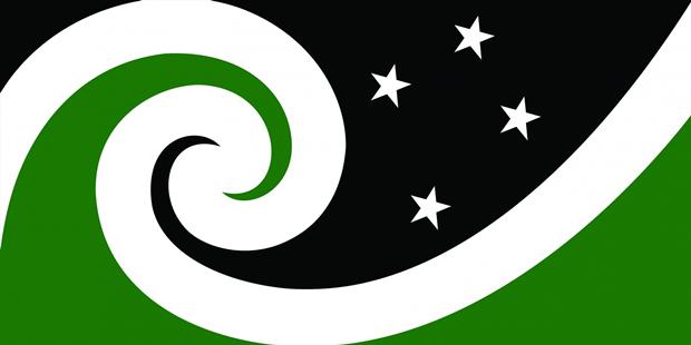 Новая Зеландия показала 40вариантов нового флага. Изображение № 16.