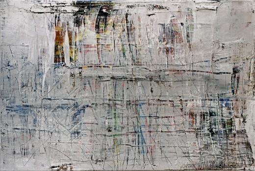 Герхард Рихтер. Абстракция. Изображение № 24.