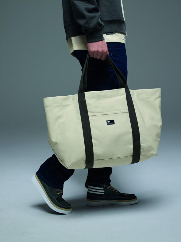 Лукбуки: Джереми Скотт и Дэвид Бекхэм для Adidas Originals. Изображение № 60.