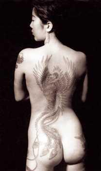 Японские татуировки. Изображение № 3.
