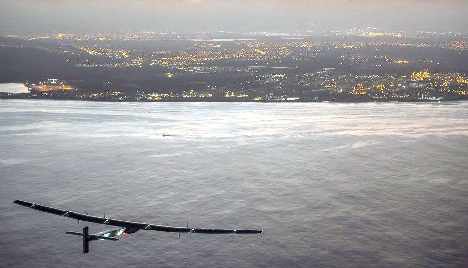 Зачем нужен самолёт  на солнечных батареях. Изображение № 2.