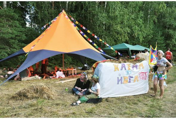 Репортаж с фестиваля «Архстояние 2011». Изображение № 40.