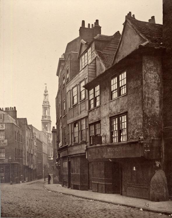 Призраки старого Лондона. Изображение № 8.