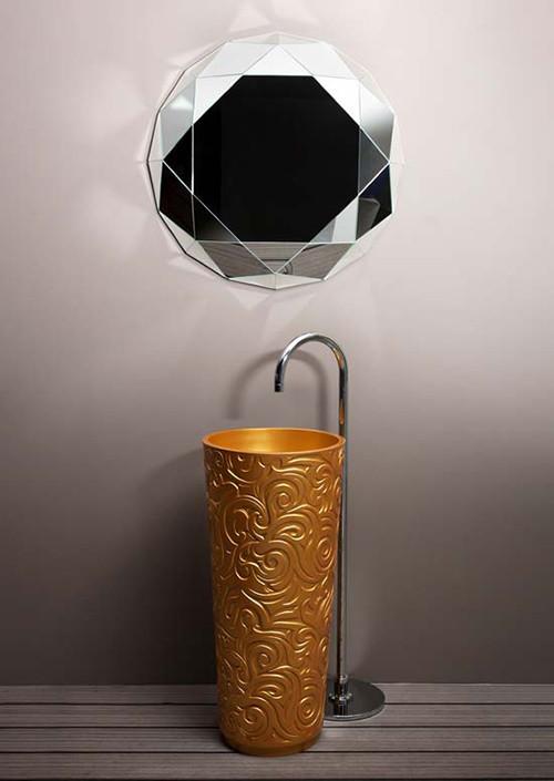 Раковины-вазы от Regia. Изображение № 3.