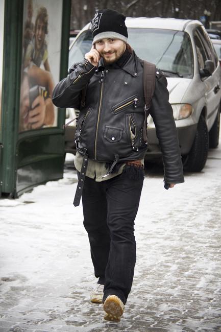 Изображение 4. Moscow street look.. Изображение № 4.