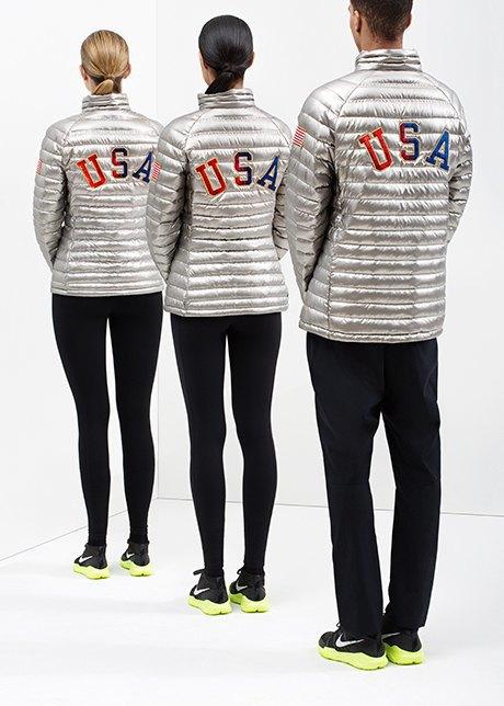 Кен Блэк из Nike сделал самую красивую олимпийскую форму. Изображение № 12.