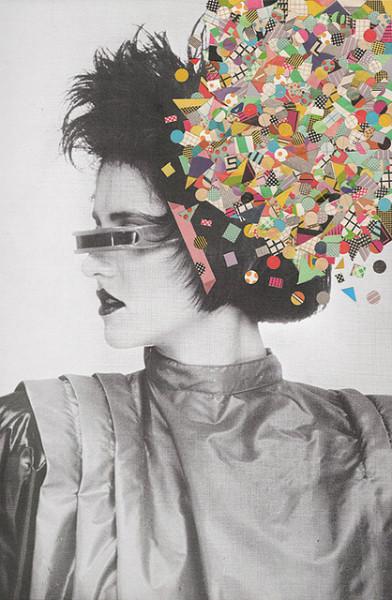 Клей, ножницы, бумага: 10 современных художников-коллажистов. Изображение № 78.