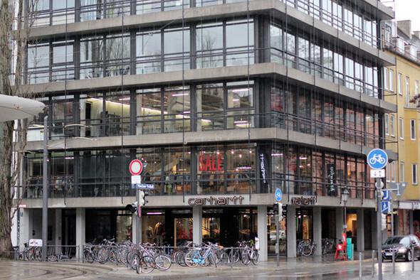 Магазин Carhartt в Мюнхене. Изображение № 1.