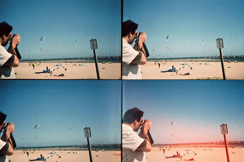 Camera! Lights! ACTION! sampler. Изображение № 11.