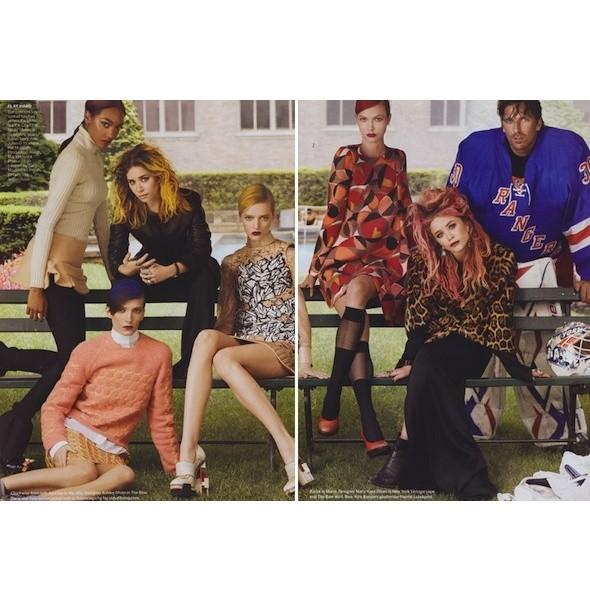 5 новых съемок: Purple Fashion, Vogue и W. Изображение № 20.