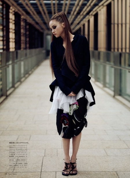 OneDay inTokyo (Vogue Nippon). Изображение № 3.