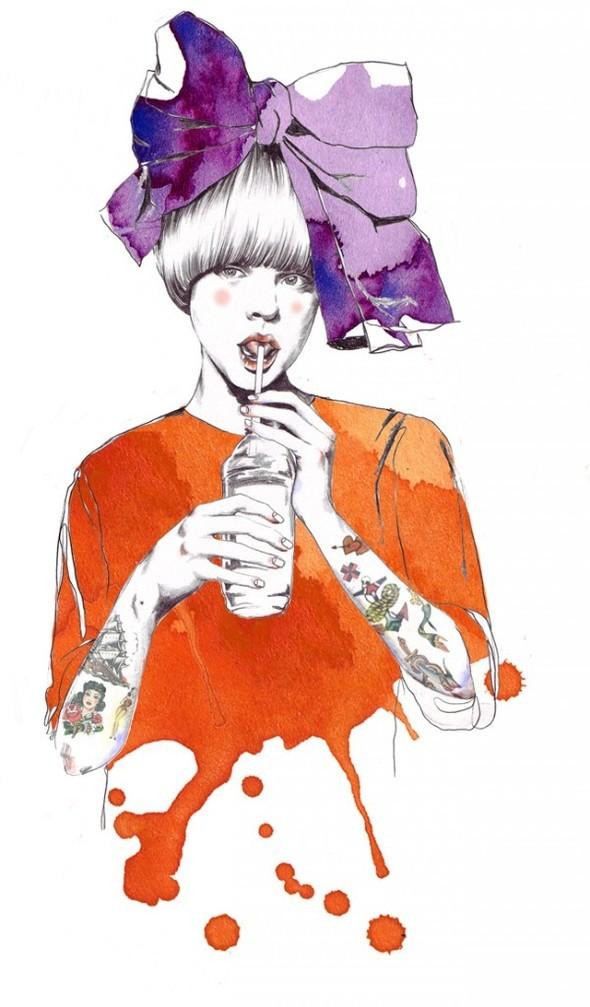 Иллюстратор Esra Roise. Изображение № 25.