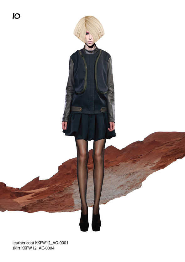 Kamenskayakononova, fall/winter 2012-13. Изображение № 9.