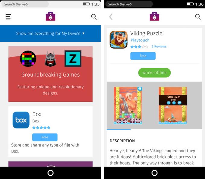 Вышло приложение для запуска Firefox OS на Android. Изображение № 4.