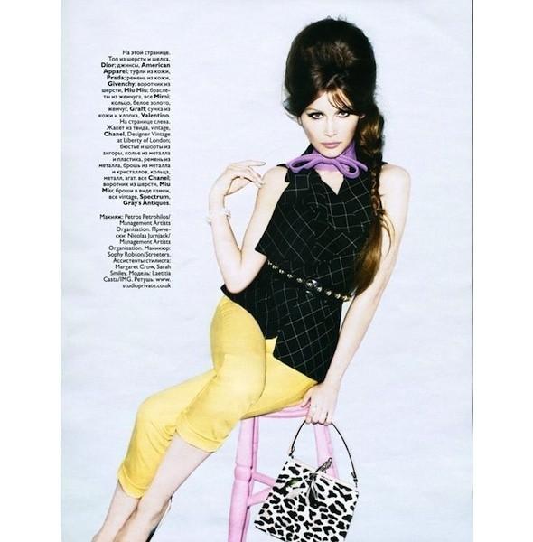5 новых съемок: Interview, Russh, Vogue и Volt. Изображение № 36.