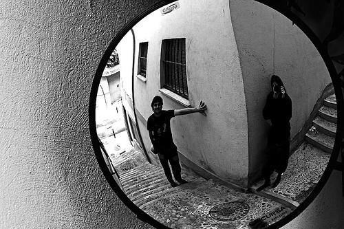 Уличные зеркала. Изображение № 9.