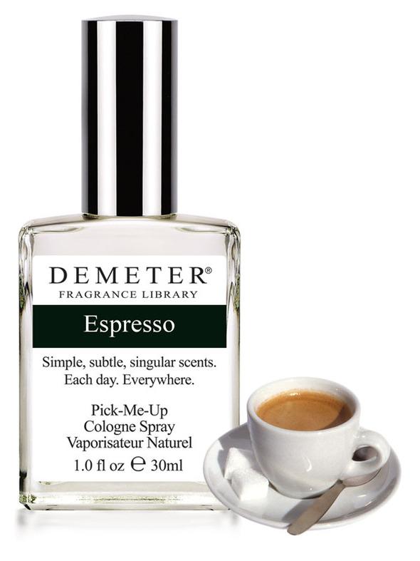 Demeter — библиотека ароматов. Изображение № 1.