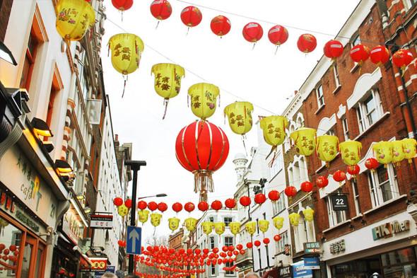 Китайский Новый Год/Английская версия. Изображение № 27.