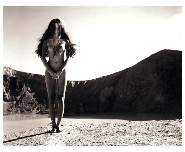 Части тела: Обнаженные женщины на фотографиях 50-60х годов. Изображение № 19.
