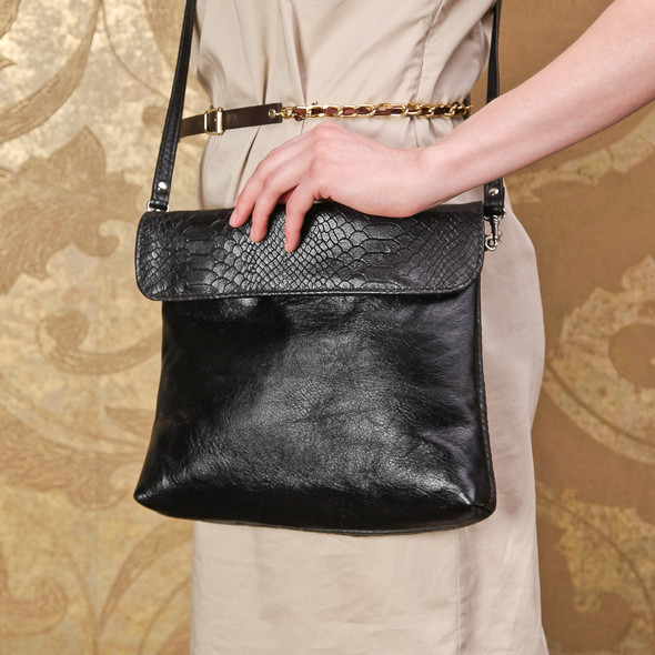 Коллекция клатчей и сумок FEDORA. Изображение № 4.