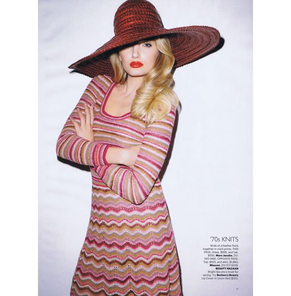 Новые съемки: i-D, Vogue, The Gentlewoman и другие. Изображение № 30.